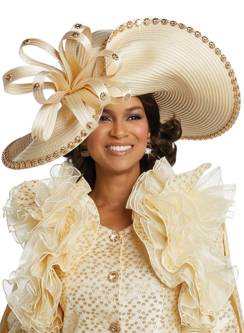 Donna Vinci 5623 Church Hat