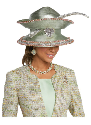 Donna Vinci 5625 Womens Church Hat