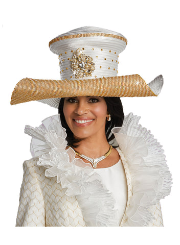 Donna Vinci 5626 Church Lady Hat