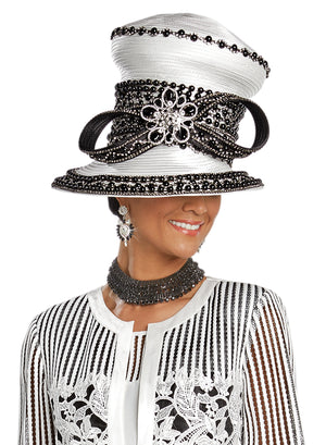 DONNA VINCI 5630 WOMENS CHURCH HAT