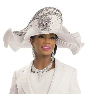 Donna Vinci 5549 First Lady Hat