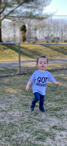 Got Patience? Toddler Tee