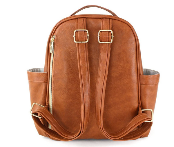 COGNAC-DIAPER-BAG