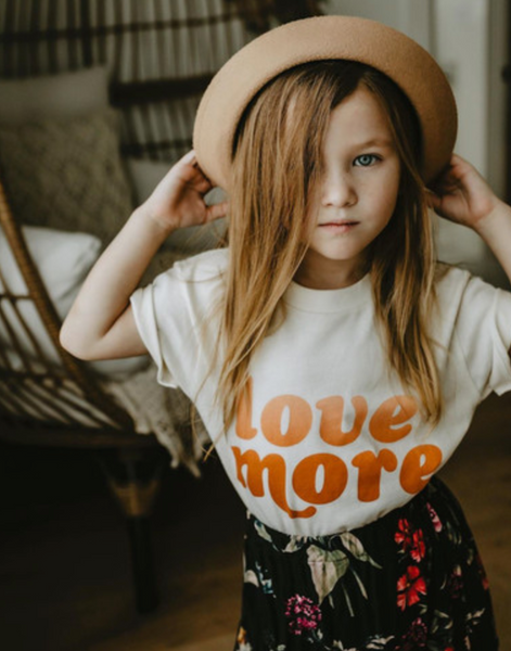 Love More Tees