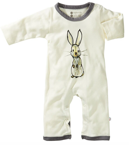 Janey Baby One Piece - Rabbit Pre-Order
