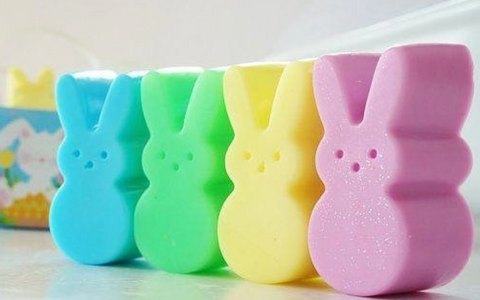 Set of 3 Peeps Soap Bars