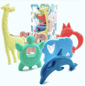 animal-shaped-teethers