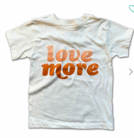 love-more-kids-tees