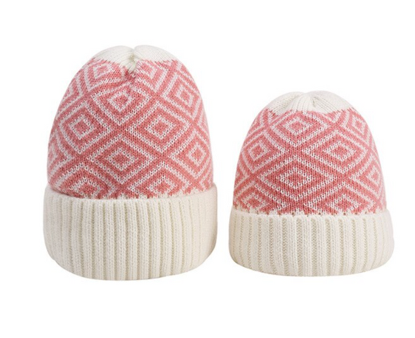 pink-winter-baby-hats
