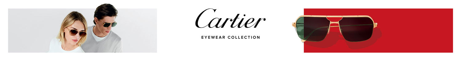 Cartier men and women sunglasses