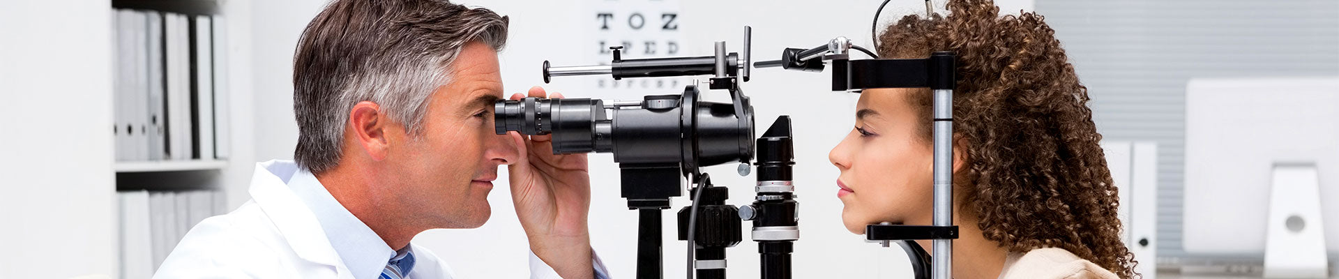 In-house optometrist