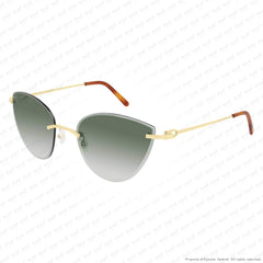 Cartier - Ct0003Rs Sunglasses