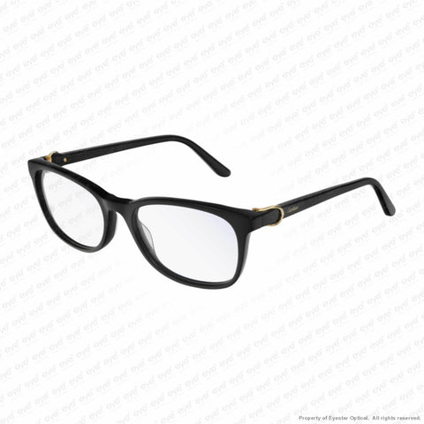 Cartier - Ct0008O Black (012) / 54-18-140 Eyeglasses