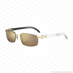 Cartier - Ct0046S Limited Edition Sunglasses