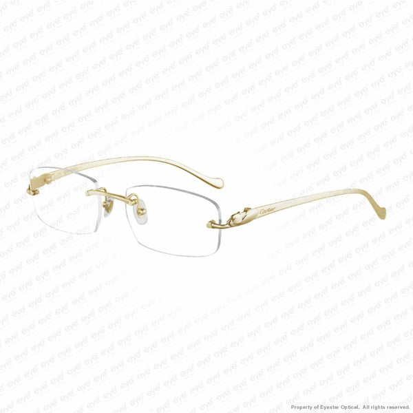 Cartier - Ct0061O Gold (002) Eyeglasses