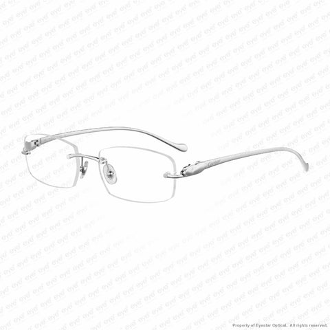 Cartier - Ct0061O Silver (003) Eyeglasses