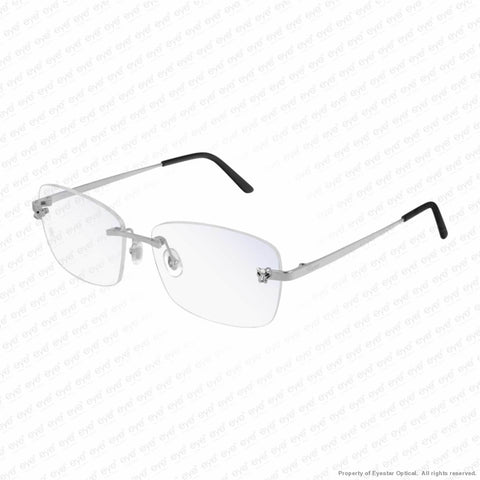 Cartier - Ct0148O Silver (002) Eyeglasses