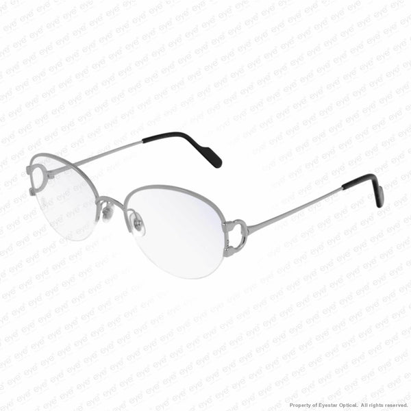 Cartier - Ct0154O Silver (001) Eyeglasses