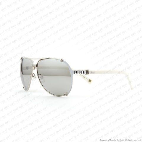 Dior- Chicago 2Str - Silver White/silver Mirror Sunglasses