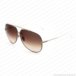 Dita - Condor Gold & Brown/brown Gradient Sunglasses