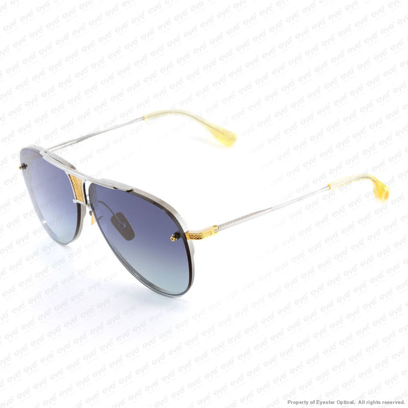 Dita - Decade Two Black Palladium Yellow Gold/grey Gradient Sunglasses