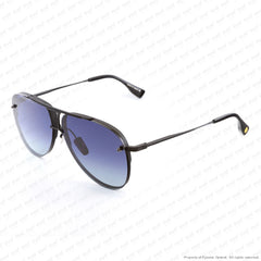 Dita - Decade Two Matte Black/dark Grey Gradient Sunglasses