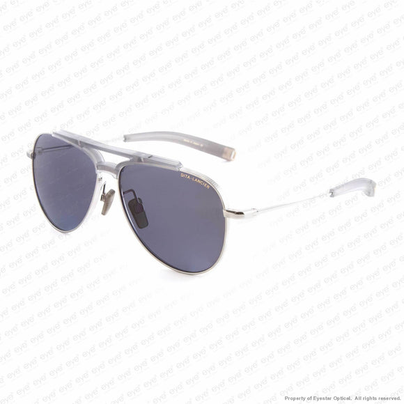 Dita-Lancier - Lsa-401 Grey & Palladium/grey Polarized Dita-Sea Lens Sunglasses