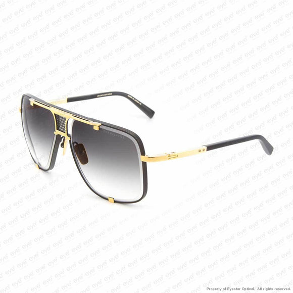 Dita - Mach Five Black Gold/grey Gradient Sunglasses
