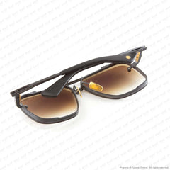 Dita - Mach Six Black Iron/brown Gradient Sunglasses