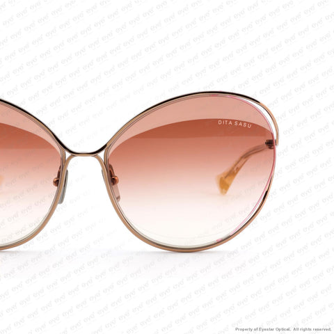 Dita - Sasu Rose Gold/rose Gradient Sunglasses
