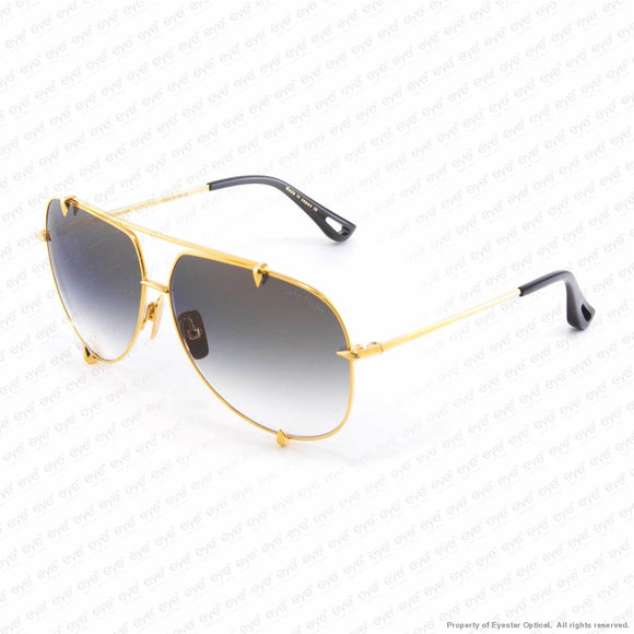 Dita - Talon Yellow Gold/grey Gradient Gold Flash Sunglasses