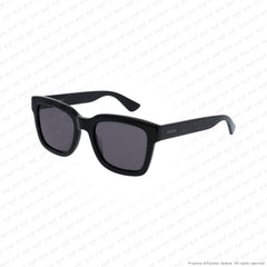 Gucci - Gg0001S Black/smoke (001) Sunglasses