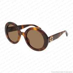 Gucci - Gg0319S Havana/brown (002) Sunglasses