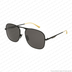Gucci - Gg0335S Black/grey (002) Sunglasses