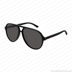 Gucci - Gg0423Sa Black/grey (001) Sunglasses