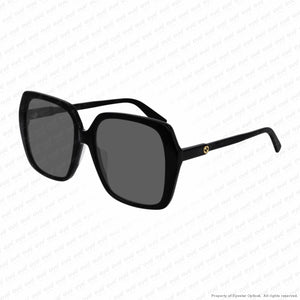 Gucci - Gg0533Sa Black/grey (001) Sunglasses