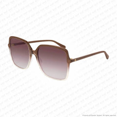 Gucci - Gg0544S Brown/violet Gradient (004) Sunglasses