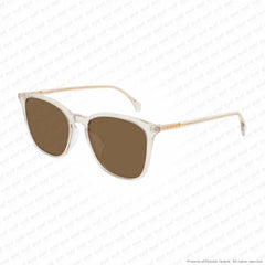 Gucci - Gg0547Sk Brown/brown (004) Sunglasses
