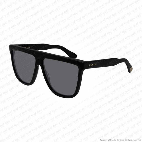 Gucci - Gg0582S Black/grey (001) Sunglasses