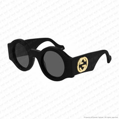 Gucci - Gg0629S Black/grey (003) Sunglasses