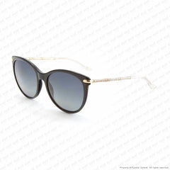 Gucci - Gg3771/n/s Black Gold Bamboo/gray Gradient Sunglasses