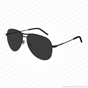 Saint Laurent - Classic 11 Blondie (001) Black/black Sunglasses