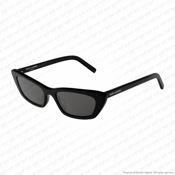 Saint Laurent - Sl 277 Black/grey (001) Sunglasses