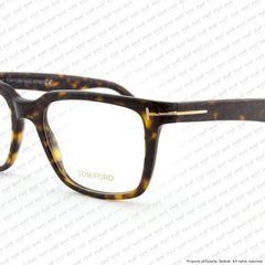 Tom Ford - Ft5304 Classic Havana & Rose Gold Eyeglasses