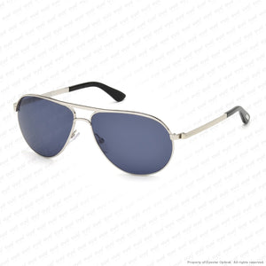 Tom Ford - Marko Ft0144 Rhodium/blue (18V) Sunglasses