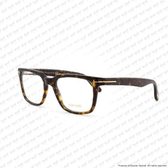 Tom Ford - Tf5304 Classic Havana & Rose Gold Eyeglasses