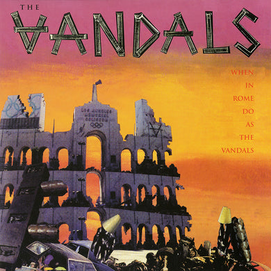 Vandals, The - When In Rome Do As The Vandals - Splatter Vinyl