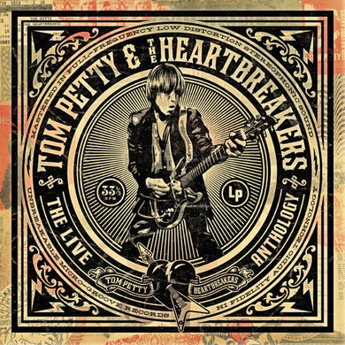 Tom Petty & the Heartbreakers - Live Anthology