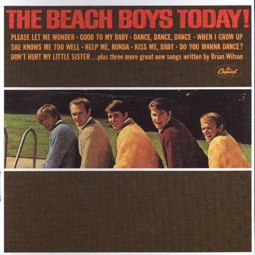 Beach Boys, The - Today - Covert Vinyl