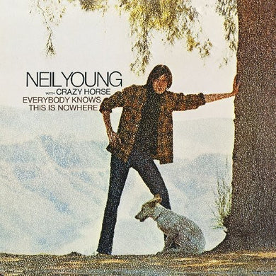 Neil Young - Everybody Knows This Is Nowhere - Pre-owned Vinyl
